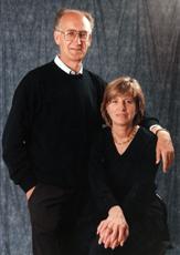 Maribel Ganuza y Ricardo Ros