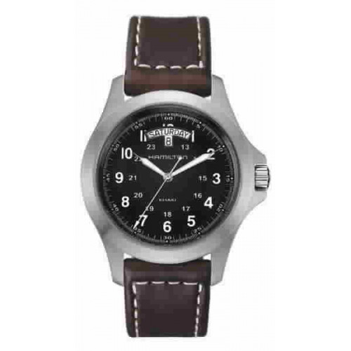 Reloj Hamilton Khaki King Quartz