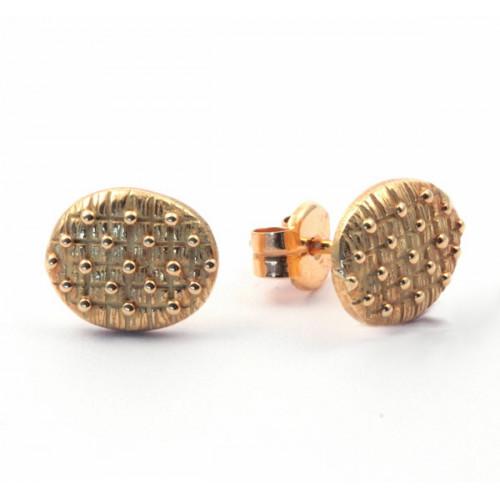 Medalla Vírgen Puy plata y oro