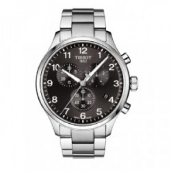 Tissot XL Chrono Black