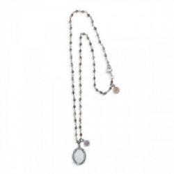Collar PLATADEPALO - WN086X