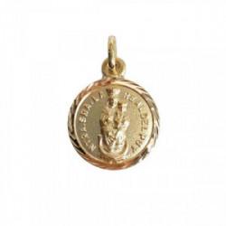 Medalla Virgen del Puy 17mm