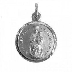 Virgen del Puy Plata 23mm