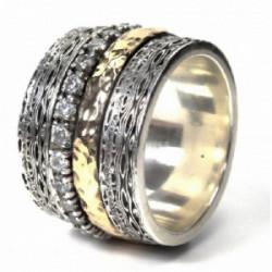 Alianza Styliano plata oro